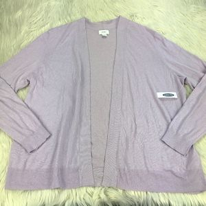 Old Navy Open Front Cardigan Sweater